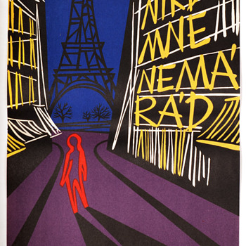 Film posters / Made in Czechoslovakia. The story of film posters. Take 1. - Movies
