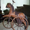 Vintage Horse Tricycle