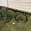 John Deere 3 speed bicycles men's/womens