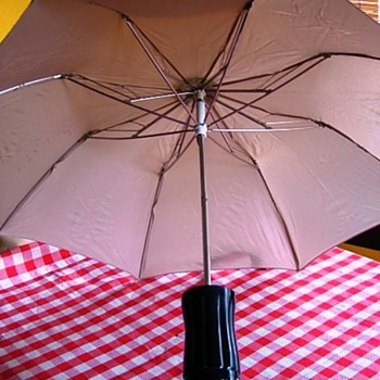 Coke Bottle Umbrella - Coca-Cola