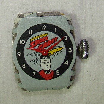 "1951 Tom Corbett ""Space Cadet"" Wristwatch"