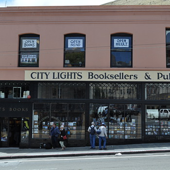 City Lights Bookstore - Books
