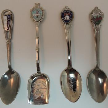 Souvenir Spoons - II