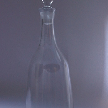 Sugar Loaf Decanter
