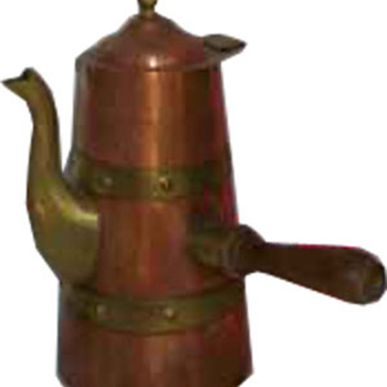 copper teapot - Kitchen