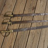 Brunswick (?) sword bayonets possibly 1837-1847