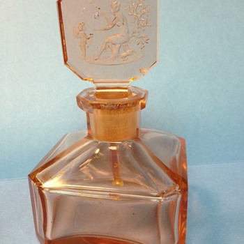 Vintage Czech Hoffman perfume