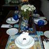 Style House - Brocade Collection/Pattern Fine China