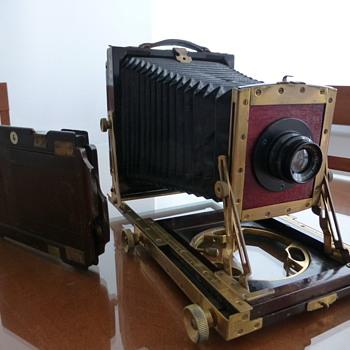 Wooden Field Cameras