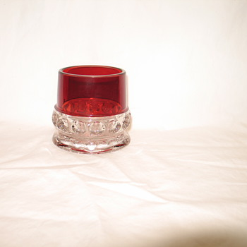 Ruby red again... - Glassware