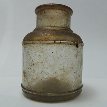 Old Ink Bottle - Bottles