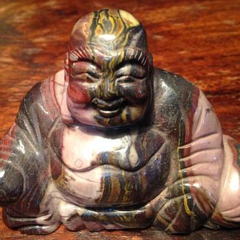 Chinese stone carved Buddha