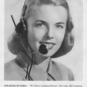 1948 - Bell Telephone Advertisement - Advertising