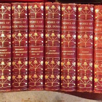 The works of Alexandre Dumas collection - Books