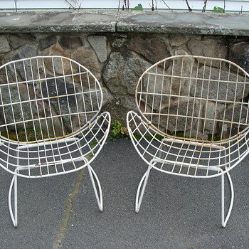 Mid-Century Chairs - Furniture