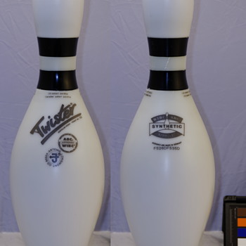 Twister Synthetic Bowling Pin