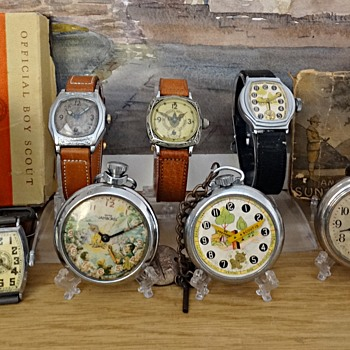 Boy Scout  Watches Collection - Sporting Goods