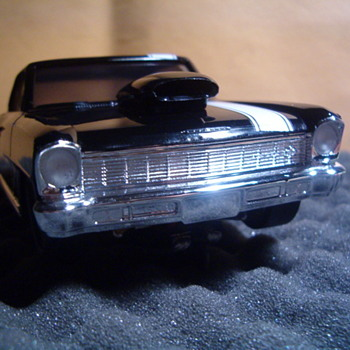 1/24TH NOVA SS 1967 AMT BLACK