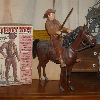 It is the 50th Anniversary of JohnnY West! - Toys