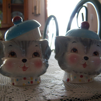 Creamer & Suger Set - China and Dinnerware