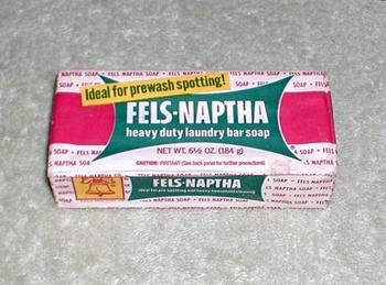 1960 S Fels Naptha Laundry Bar Soap Collectors Weekly