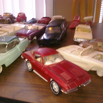 Built many decades ago...Still cool today. - Model Cars