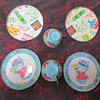 Childrens tea cups and saucers