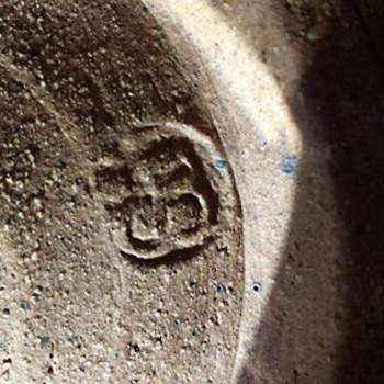 "Studio bowl marked ""SH"" or ""HS""....I think - Art Pottery"