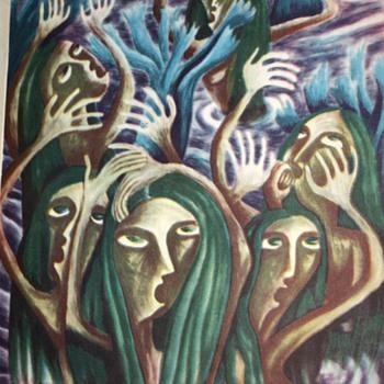 Mexican Art & Life - 1937 - Paper