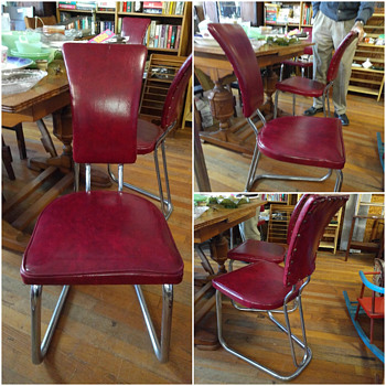 does anyone have info on these chairs?