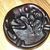 Nude Woman In hand made Ashtray