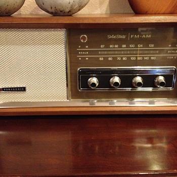 Panasonic AM/FM