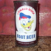 donald duck rootbeer