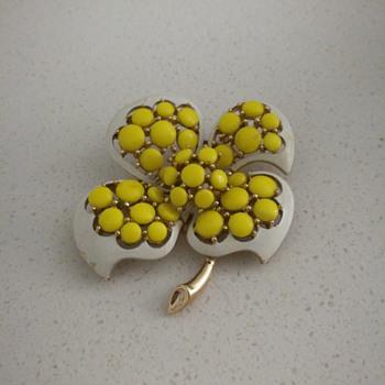 Trifari brooch  - Costume Jewelry