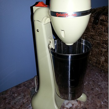 Vintage Hamilton Beach Scovill Drink Master Milkshake Mixer - Kitchen