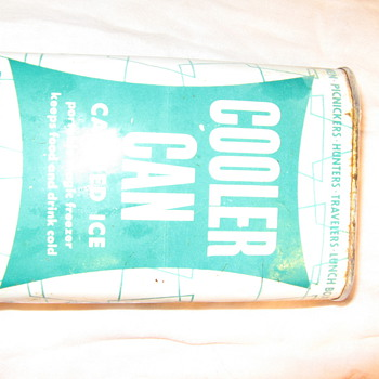 Coller Can Canned Ice - Kitchen