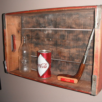 Coke Shadow Box - Coca-Cola