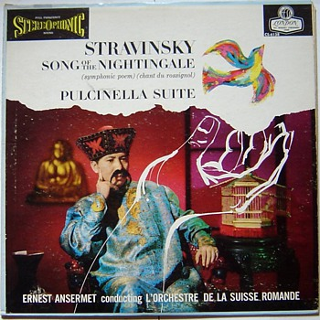 More lp´s from my collection of classical records - Records