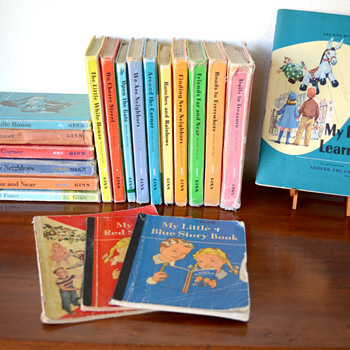 Vintage Ginn Basic Readers - Books