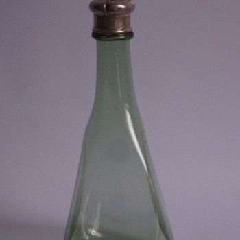 Whitefriars Decanter - Art Glass