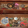 Miniature Trinket dresser? With Trinkets.