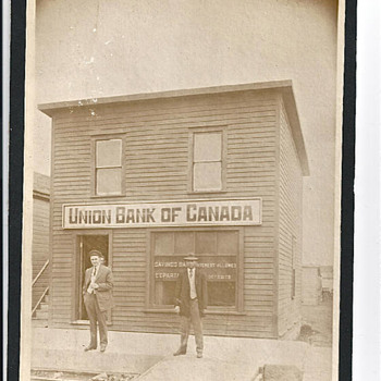 The Union Bank Of Canada, Early 1900