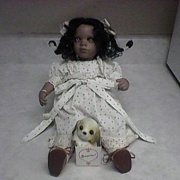 LINDA STEELE  DOLL1999
