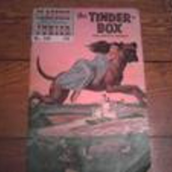 The TinderBox by Hans Christian Andersen