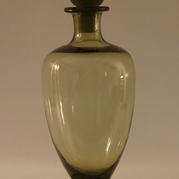 Green Decanter - Bottles