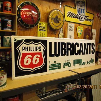 Phillips 66 lubricants..