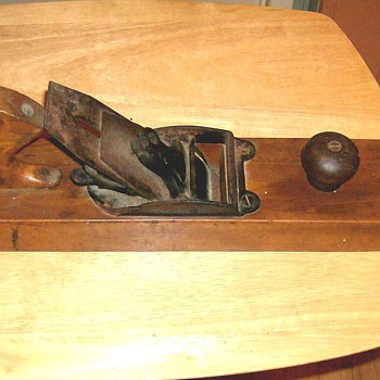 Stanley Liberty Bell Plane