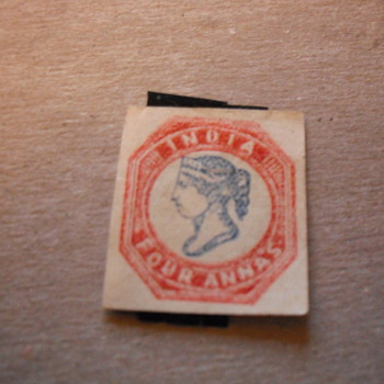 four ann's stamp