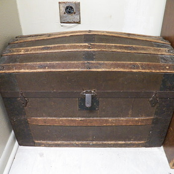 Great-Grandmother's Trunk - Furniture