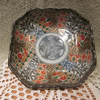 Antique RARE Phoenix Imari Style Bowl ?????? - Asian
